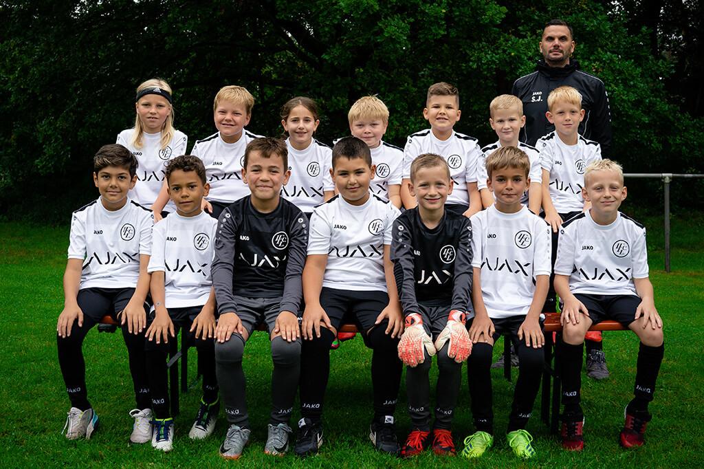 1. FC Langen F1-Junioren 2021/2022