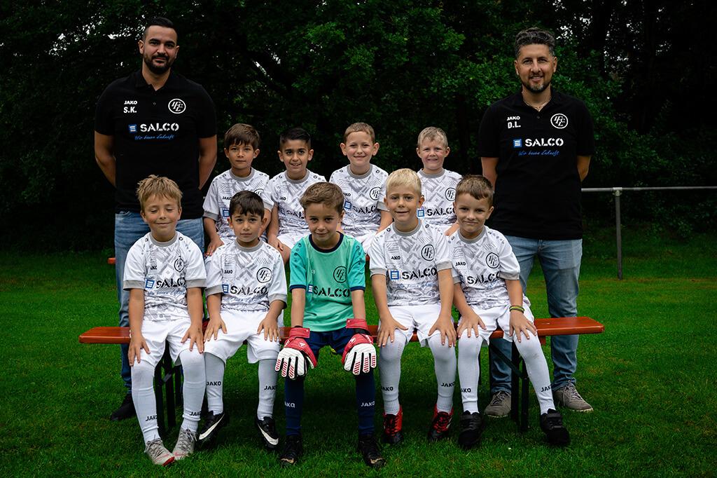 1. FC Langen F2-Junioren 2021/2022