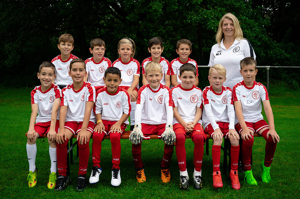 1. FC Langen F3-Junioren 2021/2022