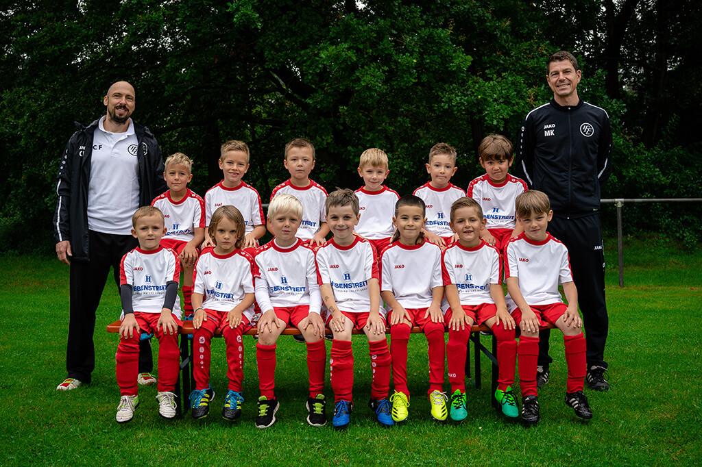 1. FC Langen G1-Junioren 2021/2022